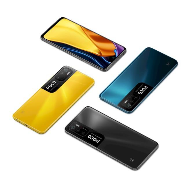 POCO M3 Pro 5G ra mắt: Màn hình 90Hz, chip Dimensity 700, pin 5000mAh, giá từ 5 triệu đồng - Ảnh 4.