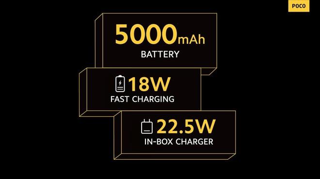 POCO M3 Pro 5G ra mắt: Màn hình 90Hz, chip Dimensity 700, pin 5000mAh, giá từ 5 triệu đồng - Ảnh 5.