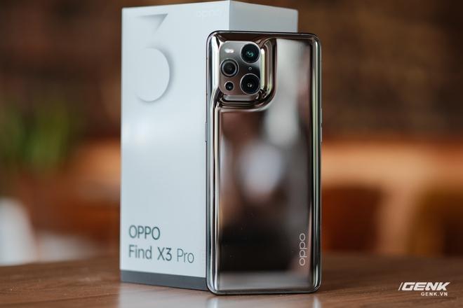 Khui hộp OPPO Find X3 Pro chính hãng: Smartphone có camera kính hiển vi đầu tiên trên thế giới, giá 27 triệu tặng kèm quà 6 triệu - Ảnh 3.