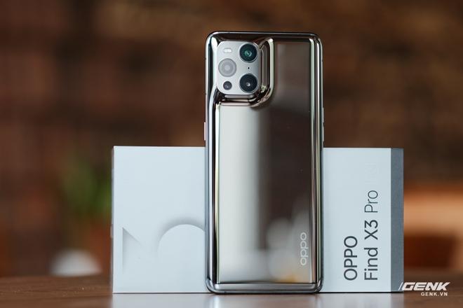 Khui hộp OPPO Find X3 Pro chính hãng: Smartphone có camera kính hiển vi đầu tiên trên thế giới, giá 27 triệu tặng kèm quà 6 triệu - Ảnh 19.