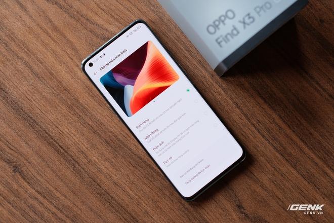 Khui hộp OPPO Find X3 Pro chính hãng: Smartphone có camera kính hiển vi đầu tiên trên thế giới, giá 27 triệu tặng kèm quà 6 triệu - Ảnh 14.