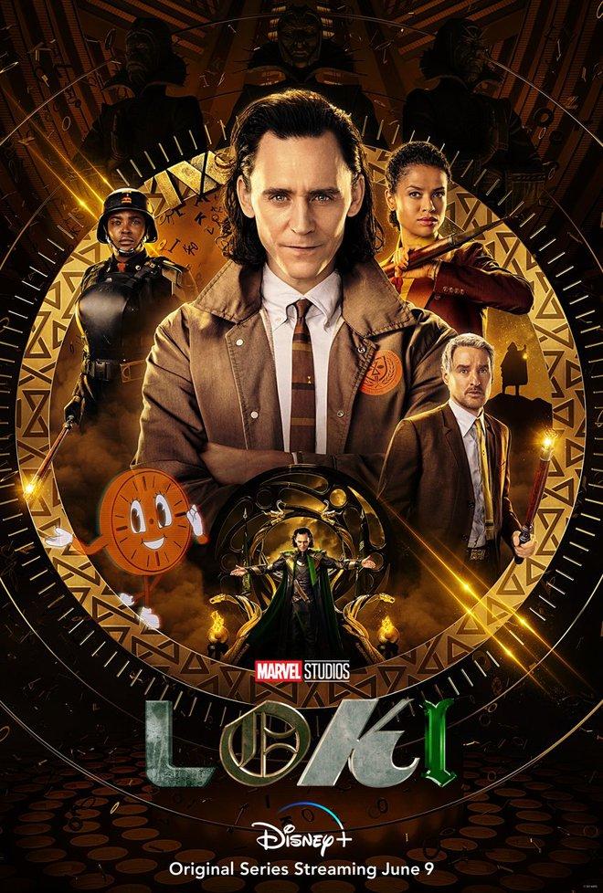 Series Loki tung trailer mới: Xuyên không trong Endgame, Loki khiến dòng thời gian của MCU bị rẽ nhánh nghiêm trọng - Ảnh 1.