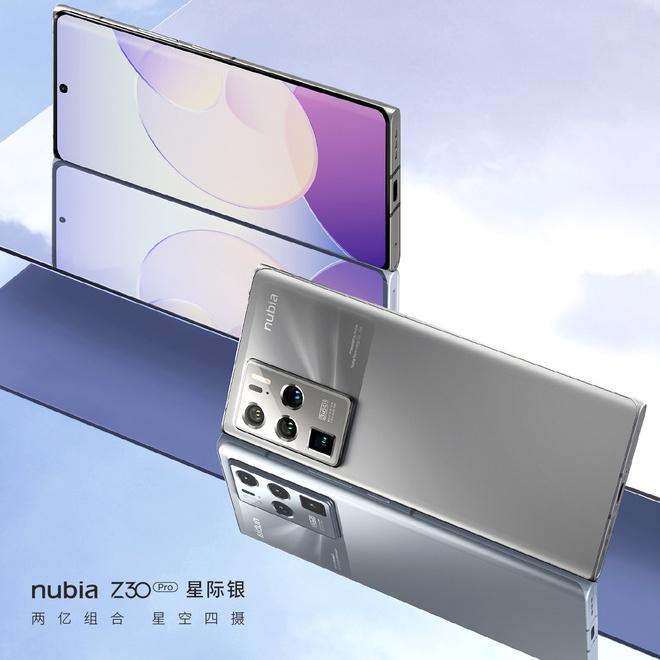 Nubia Z30 Pro ra mắt: Màn hình 144Hz, ba camera 64MP, Snapdragon 888, sạc siêu nhanh 120W, giá từ 18 triệu đồng - Ảnh 3.