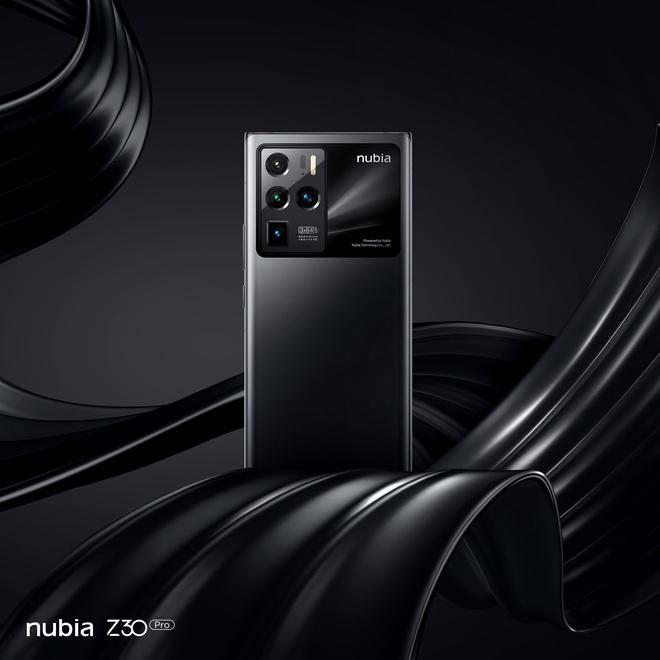 Nubia Z30 Pro ra mắt: Màn hình 144Hz, ba camera 64MP, Snapdragon 888, sạc siêu nhanh 120W, giá từ 18 triệu đồng - Ảnh 1.