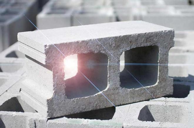 Thấy cục gạch này chứ? Trong tương lai nó sẽ là pin xi măng biến các tòa nhà thành thiết bị lưu trữ năng lượng khổng lồ - Ảnh 1.