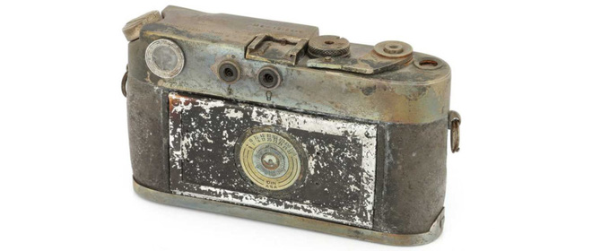 Chiếc máy ảnh Leica M4 cháy, hỏng toàn tập này vừa được đấu giá thành công ở mức 2000 USD - Ảnh 2.