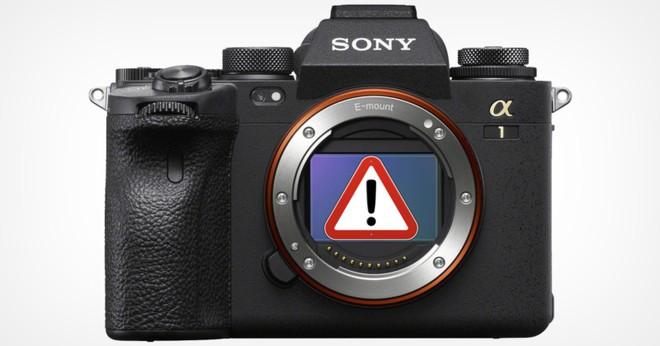 Máy ảnh Sony Alpha 1 gặp lỗi về hệ thống chống rung cảm biến IBIS - Ảnh 1.