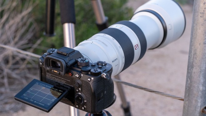 Máy ảnh Sony Alpha 1 gặp lỗi về hệ thống chống rung cảm biến IBIS - Ảnh 3.