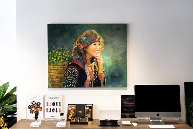 """Chuỗi cửa hàng Apple mang phong cách thổ cẩm đầu tiên tại Việt Nam: """"Đừng sao chép Apple, hãy sáng tạo"""" - Ảnh 3."""