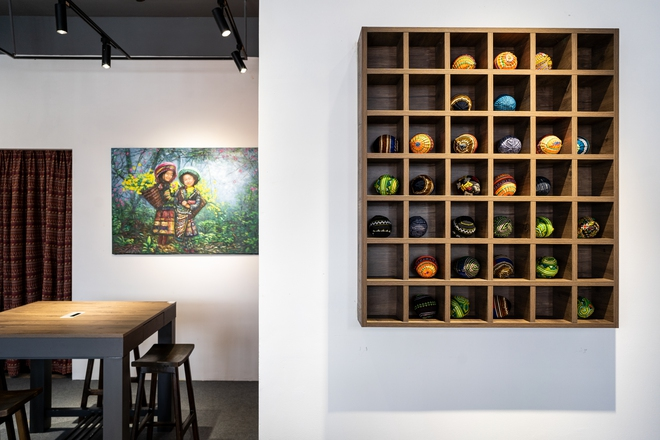 """Chuỗi cửa hàng Apple mang phong cách thổ cẩm đầu tiên tại Việt Nam: """"Đừng sao chép Apple, hãy sáng tạo"""" - Ảnh 2."""