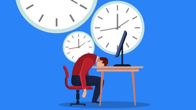 Bạn chọn tiền hay sức khỏe? WHO cảnh báo làm việc trên 8 tiếng/ngày khiến nguy cơ tử vong do đột quỵ tăng 35% - Ảnh 2.