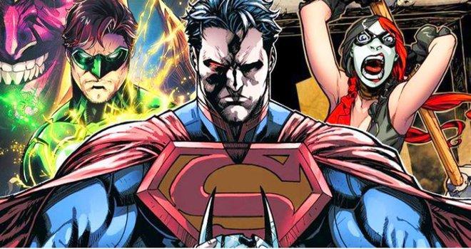 Warner Bros. quyết định thực hiện dự án hoạt hình Injustice: Superman trở thành bạo chúa thống trị Trái Đất, Batman từ thực tại khác phải tới cứu - Ảnh 1.