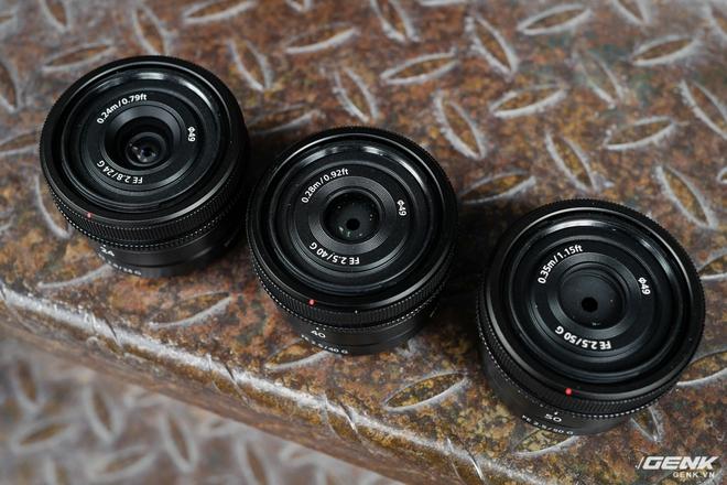 Trải nghiệm nhanh bộ 3 ống kính Sony FE G series vừa ra mắt: Gọn, nhẹ, lấy nét cực êm, đồng giá 14,99 triệu đồng - Ảnh 6.