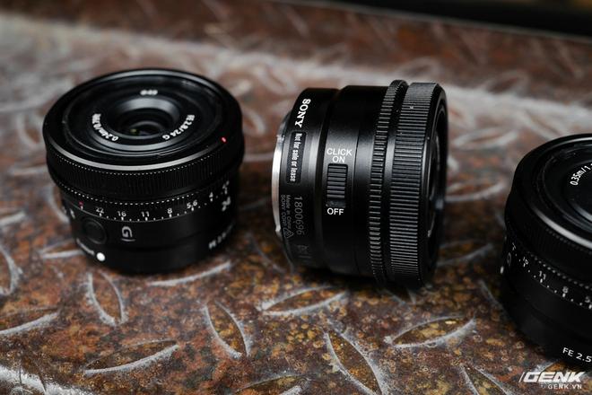 Trải nghiệm nhanh bộ 3 ống kính Sony FE G series vừa ra mắt: Gọn, nhẹ, lấy nét cực êm, đồng giá 14,99 triệu đồng - Ảnh 5.