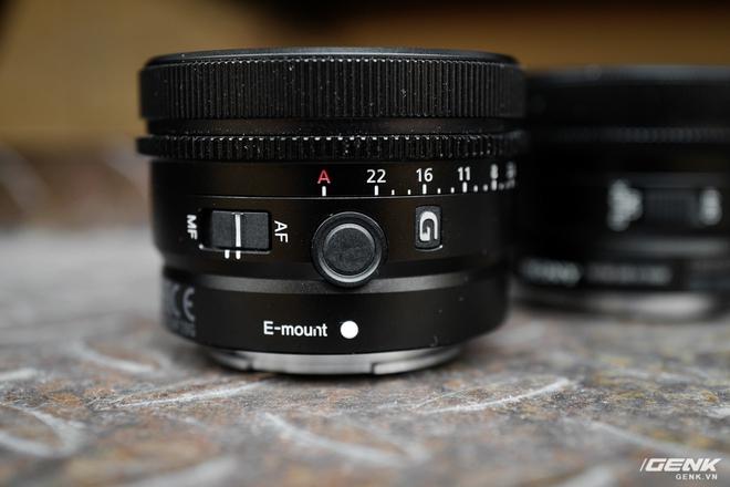 Trải nghiệm nhanh bộ 3 ống kính Sony FE G series vừa ra mắt: Gọn, nhẹ, lấy nét cực êm, đồng giá 14,99 triệu đồng - Ảnh 4.