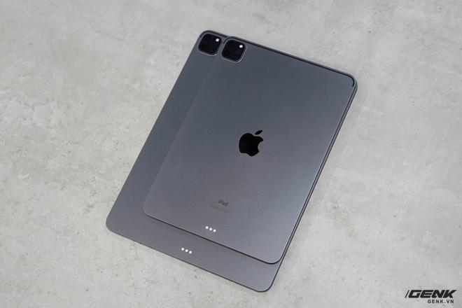 Mở hộp iPad Pro 2021: Ngoại hình không đổi, chip M1 mạnh mẽ, màn hình Mini LED trên bản 12,9 inch rất đẹp - Ảnh 5.