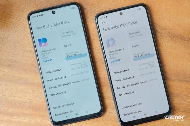 Trên tay Redmi Note 10 5G và Redmi Note 10S: Giá chưa tới 5 triệu đồng, bộ đôi smartphone tầm trung mới của Xiaomi có gì hấp dẫn? - Ảnh 14.