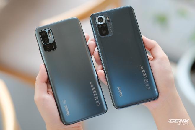Trên tay Redmi Note 10 5G và Redmi Note 10S: Giá chưa tới 5 triệu đồng, bộ đôi smartphone tầm trung mới của Xiaomi có gì hấp dẫn? - Ảnh 5.
