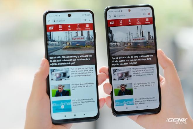 Trên tay Redmi Note 10 5G và Redmi Note 10S: Giá chưa tới 5 triệu đồng, bộ đôi smartphone tầm trung mới của Xiaomi có gì hấp dẫn? - Ảnh 8.