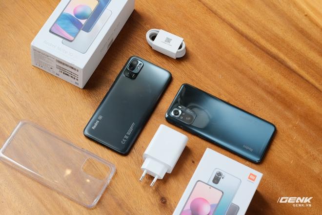 Trên tay Redmi Note 10 5G và Redmi Note 10S: Giá chưa tới 5 triệu đồng, bộ đôi smartphone tầm trung mới của Xiaomi có gì hấp dẫn? - Ảnh 2.