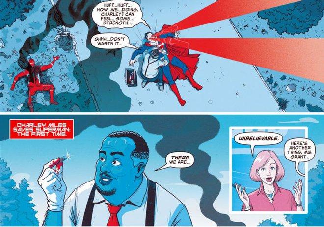 Danh tính cứu tinh bí mật từng phẫu thuật gắp viên đạn kryptonite và cứu sống Superman - Ảnh 1.