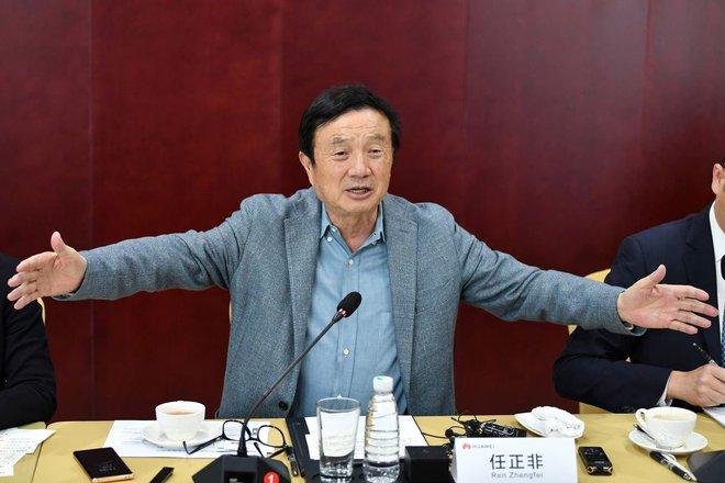 CEO Huawei tuyên bố sẽ tập trung phát triển phần mềm, để tránh các lệnh trừng phạt của Mỹ - Ảnh 1.