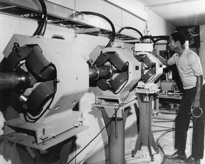 Ngành khoa học vật lý hạt Hoa Kỳ cảm ơn những cống hiến của Felicia, một cô chồn sương giúp vệ sinh máy gia tốc - Ảnh 5.