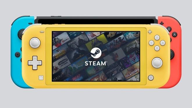 Valve có thể sẽ ra mắt máy chơi game PC cầm tay giống Nintendo Switch vào cuối năm nay - Ảnh 1.