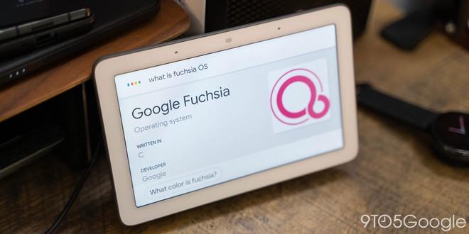 Được đồn đoán sẽ thay thế Android nhưng hệ điều hành bí ẩn của Google lại âm thầm xuất hiện trên một thiết bị khác - Ảnh 3.