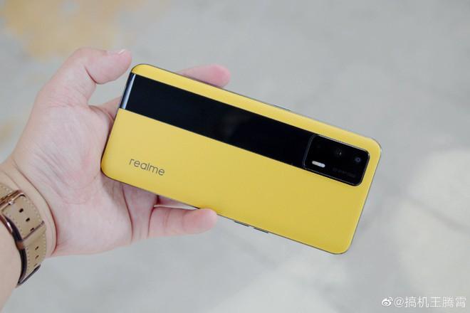 Realme GT Neo Flash Edition ra mắt: Dimensity 1200 5G, màn hình AMOLED 120Hz, sạc nhanh 65W, giá 8 triệu đồng - Ảnh 3.