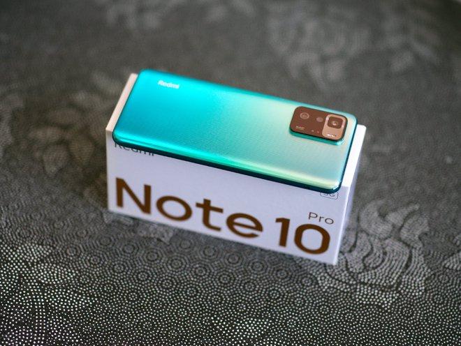 Redmi Note 10 5G và Note 10 Pro 5G ra mắt: Dimensity 700/1100, màn hình 90Hz/120Hz, bản Pro mang sạc siêu nhanh 67W, giá từ 3.9 triệu đồng - Ảnh 5.