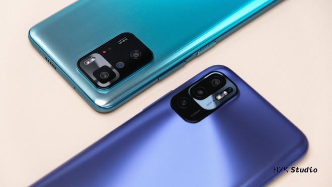 Redmi Note 10 5G và Note 10 Pro 5G ra mắt: Dimensity 700/1100, màn hình 90Hz/120Hz, bản Pro mang sạc siêu nhanh 67W, giá từ 3.9 triệu đồng - Ảnh 1.