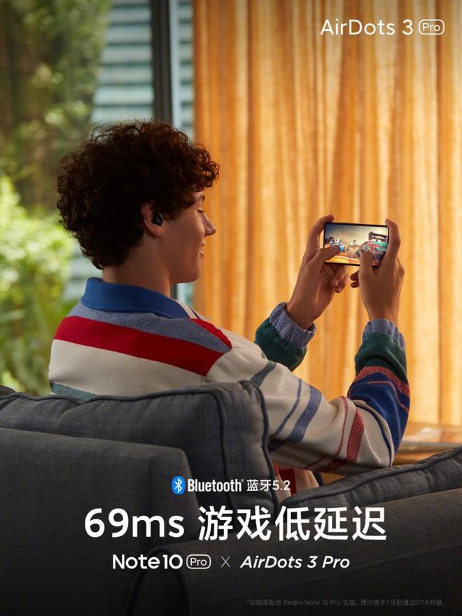 Redmi AirDots 3 Pro ra mắt: Thiết kế giống Pixel Buds, tích hợp chống ồn ANC, pin 28 giờ, giá chỉ hơn 1 triệu đồng - Ảnh 3.