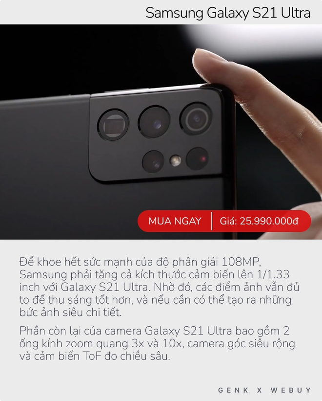 """5 smartphone có cảm biến ảnh """"to nhất quả đất"""", nhưng chụp đẹp nhất không thì chưa biết - Ảnh 5."""