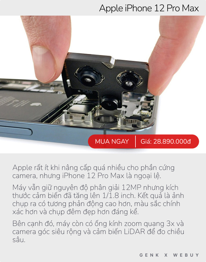 """5 smartphone có cảm biến ảnh """"to nhất quả đất"""", nhưng chụp đẹp nhất không thì chưa biết - Ảnh 6."""