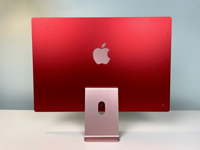 Cận cảnh iMac 24 M1 sắp bán tại Việt Nam, giá từ 34 triệu đồng - Ảnh 7.