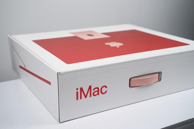 Cận cảnh iMac 24 M1 sắp bán tại Việt Nam, giá từ 34 triệu đồng - Ảnh 2.