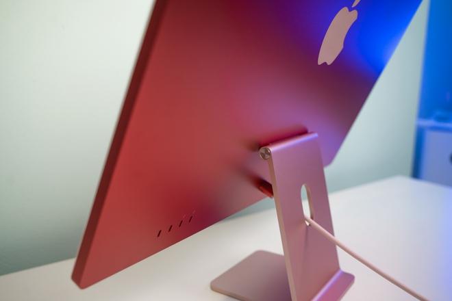 Cận cảnh iMac 24 M1 sắp bán tại Việt Nam, giá từ 34 triệu đồng - Ảnh 8.