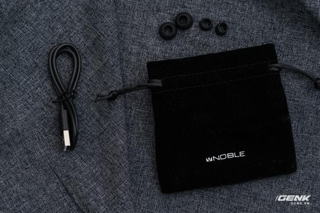 Đánh giá Noble Falcon Pro: Tai nghe True Wireless đắt gấp đôi AirPods Pro mà không có chống ồn chủ động? - Ảnh 3.
