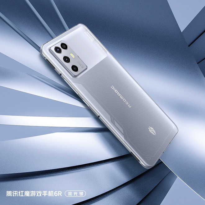 RedMagic 6R ra mắt: Thiết kế mới, Snapdragon 888, cắt giảm pin và sạc nhanh, giá từ 10.9 triệu đồng - Ảnh 1.