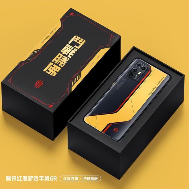 RedMagic 6R ra mắt: Thiết kế mới, Snapdragon 888, cắt giảm pin và sạc nhanh, giá từ 10.9 triệu đồng - Ảnh 5.
