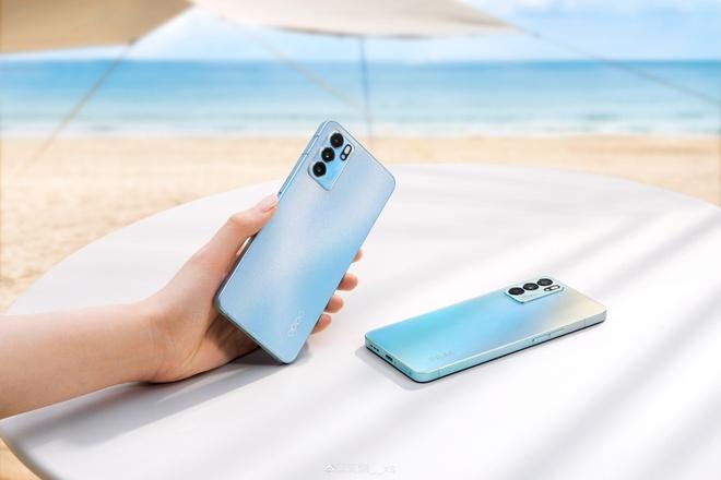 OPPO Reno6 ra mắt: Viền vuông như iPhone 12, giá từ 10 triệu đồng - Ảnh 2.