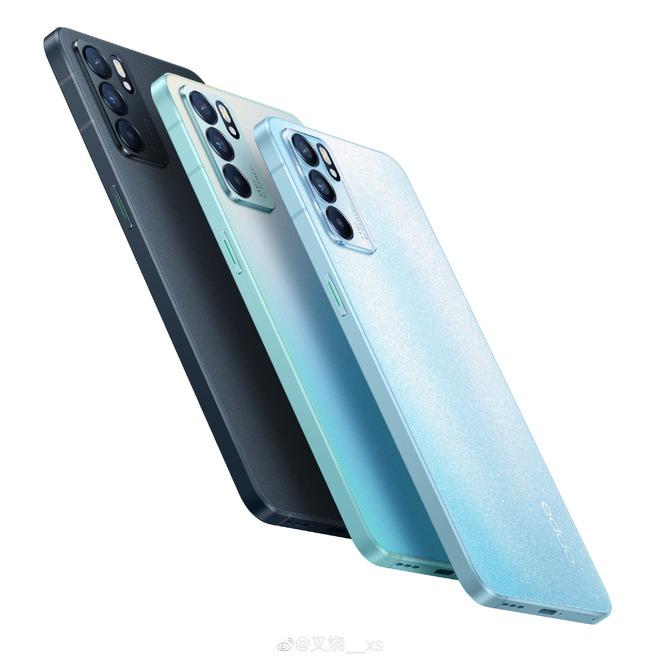 OPPO Reno6 ra mắt: Viền vuông như iPhone 12, giá từ 10 triệu đồng - Ảnh 3.