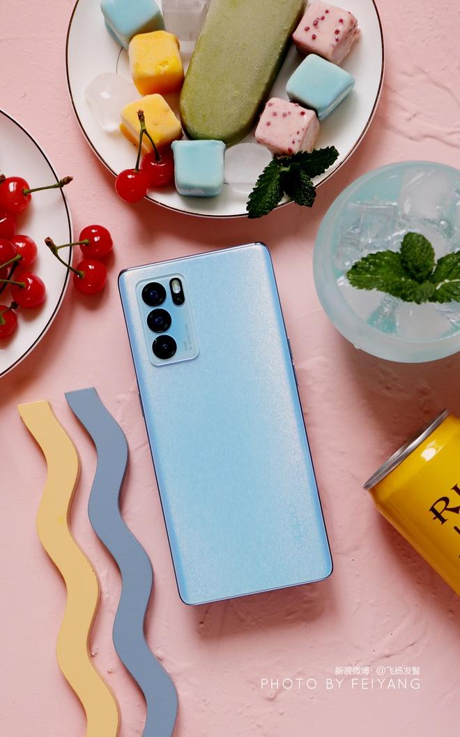 OPPO Reno6 ra mắt: Viền vuông như iPhone 12, giá từ 10 triệu đồng - Ảnh 6.
