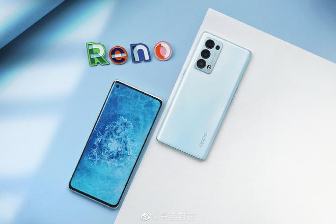 OPPO Reno6 ra mắt: Viền vuông như iPhone 12, giá từ 10 triệu đồng - Ảnh 7.