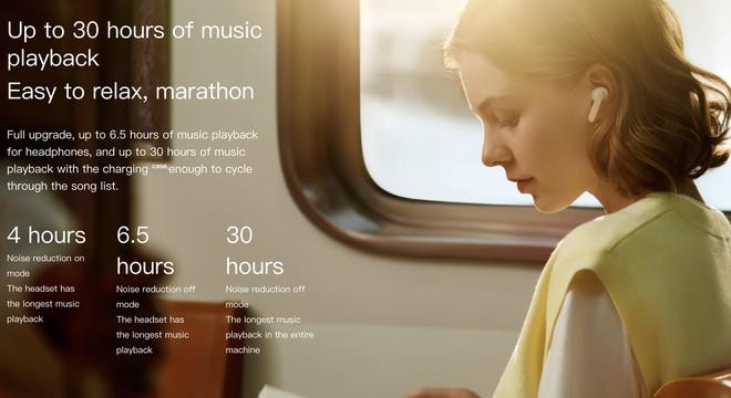OPPO Enco Free2 ra mắt: Thiết kế in-ear, có chống ồn chủ động ANC, pin 30 giờ, giá 2.1 triệu đồng - Ảnh 6.