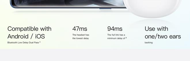 OPPO Enco Free2 ra mắt: Thiết kế in-ear, có chống ồn chủ động ANC, pin 30 giờ, giá 2.1 triệu đồng - Ảnh 5.