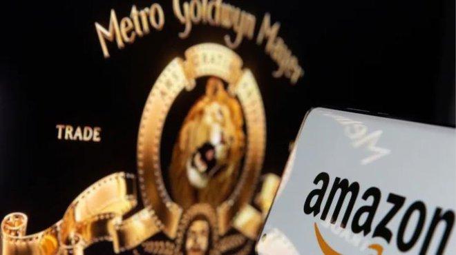 """Disney và Netflix hãy coi chừng, Amazon đã chi 8,45 tỷ USD để mua lại MGM, """"cha đẻ"""" của James Bond và 4000 bộ phim khác - Ảnh 1."""