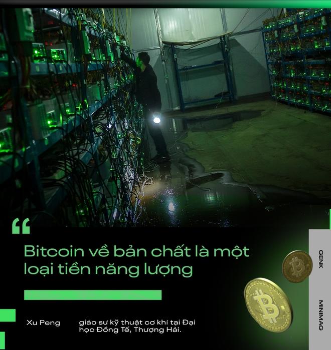 Sức ép năng lượng xanh đè nặng lên vai thợ đào bitcoin Trung Quốc: Không có lựa chọn nào khác ngoài việc tìm địa điểm mới - Ảnh 3.