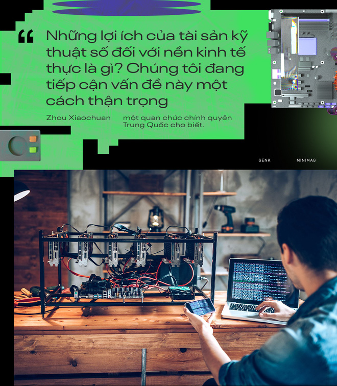 Sức ép năng lượng xanh đè nặng lên vai thợ đào bitcoin Trung Quốc: Không có lựa chọn nào khác ngoài việc tìm địa điểm mới - Ảnh 6.